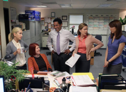 Watch The Office Season 7 Episode 4 Online