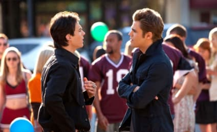 """The Vampire Diaries Season Finale Photos: """"Founder's Day"""""""