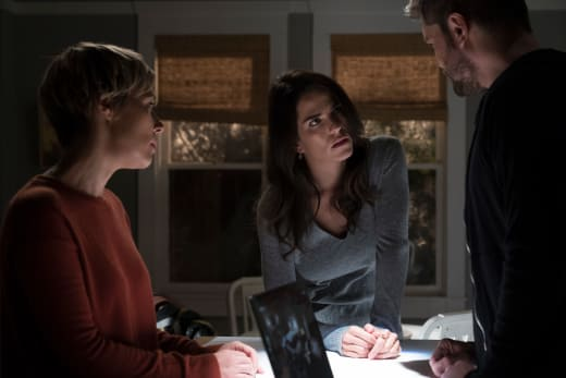 Team Meeting - How To Get Away With Murder Season 5 Episode 8