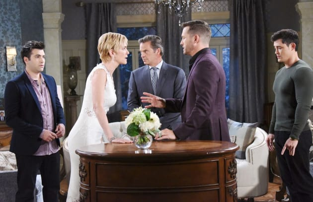 Brady and Eve's Wedding - Days of Our Lives