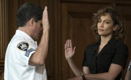 Harlee Testifies Against Bianci - Shades of Blue Season 2 Episode 2