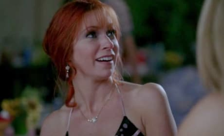Carrie Preston as Arlene