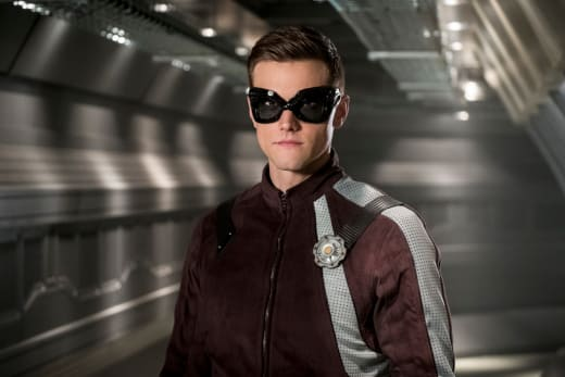 The Elongated Man - The Flash