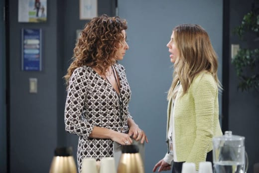 Anne and Abigail - Days of Our Lives