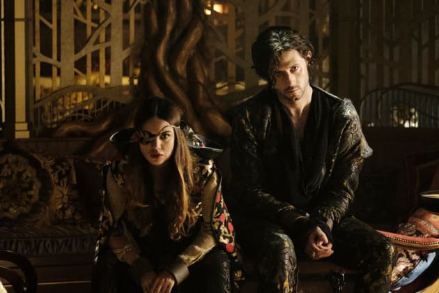 Margo and Eliot Face Death - The Magicians Season 3