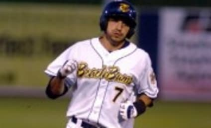 Minor League Slugger to Suit Up on Friday Night Lights