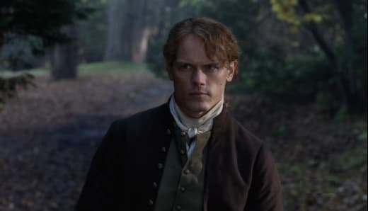 British Intrigue - Outlander