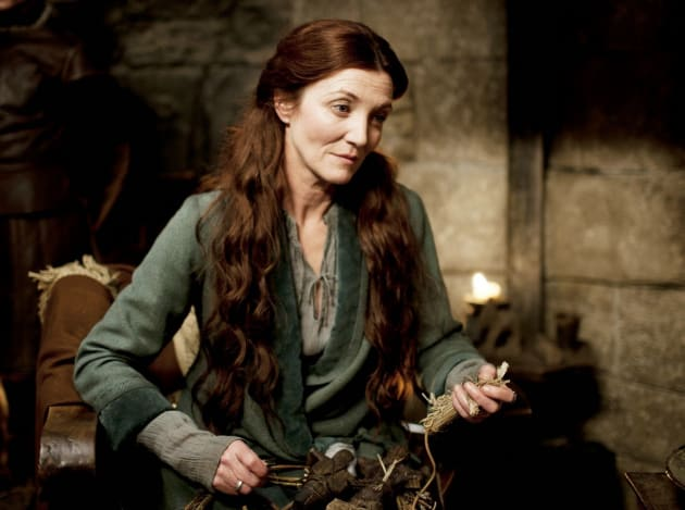 Michelle Fairley Photo