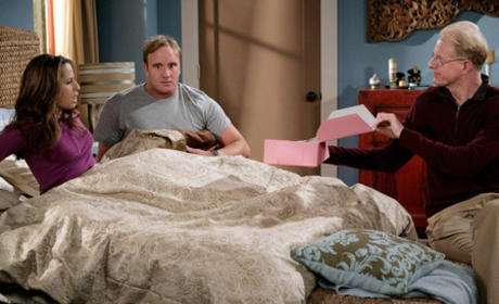 Gary and Allison Wake Up