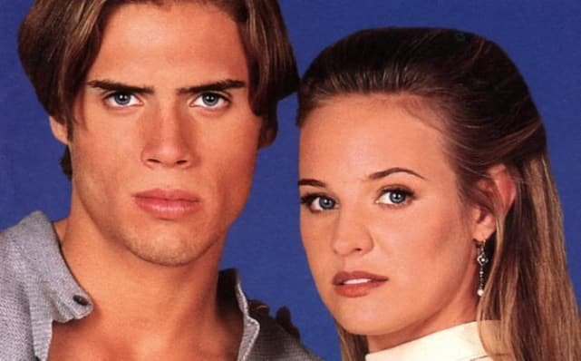 Sharon and Nick - The Young and the Restless