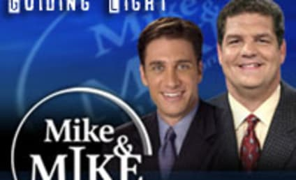 Mike Greenburg and Mike Golic to Appear on Guiding Light