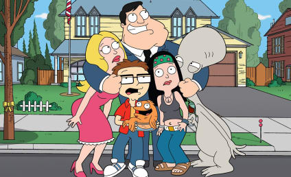 TBS Orders Two More Seasos of American Dad!
