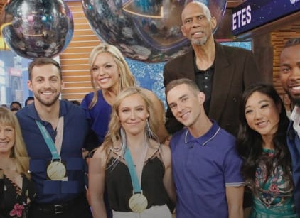 Watch Dancing With the Stars: Athletes Season 26 Episode 1 Online