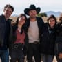 The Cast With Shiri Appleby - Roswell, New Mexico Season 1 Episode 9