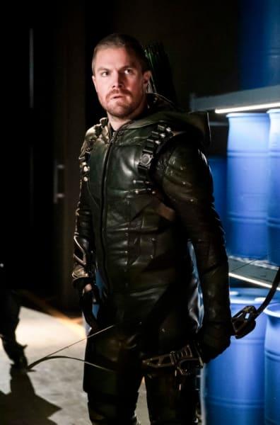 Family  - Arrow Season 7 Episode 17