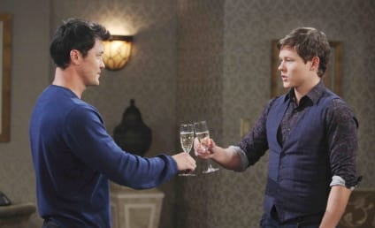 Days of Our Lives Photo Gallery: Brady in the Middle