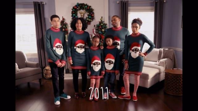 The Johnsons -- black-ish