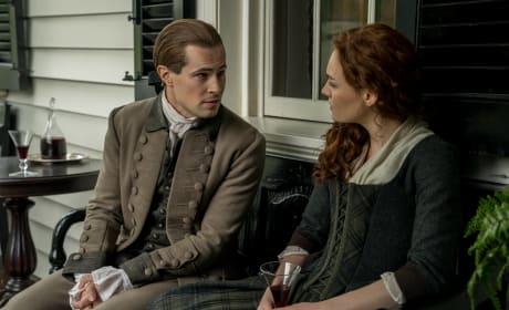 A Friendship Blossoms - Outlander Season 4 Episode 11
