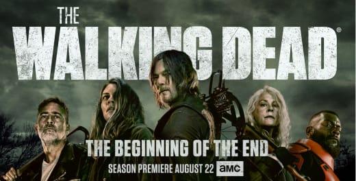 The Walking Dead Season 11 Key Art