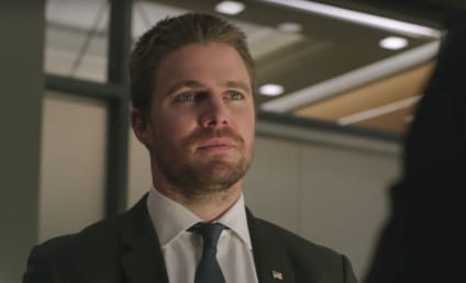 Arrow Promo: The FBI Closes In!