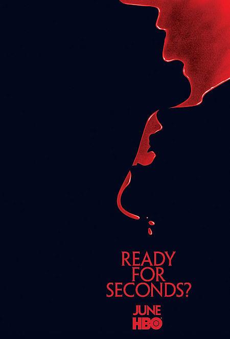 True Blood Season Two Poster #1