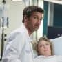 Veronica Cartwright on Grey's Anatomy