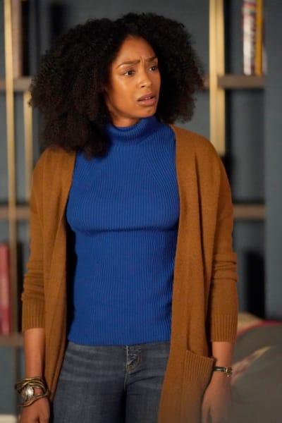 Angela's Latest Complaint - Tall  - Pearson Season 1 Episode 8
