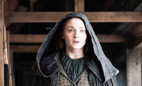 Sansa's Prepared to Die - Game of Thrones Season 5 Episode 10