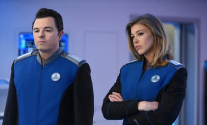 The Orville Renewed for Season 2 at Fox!!!