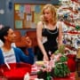 Abed and Britta