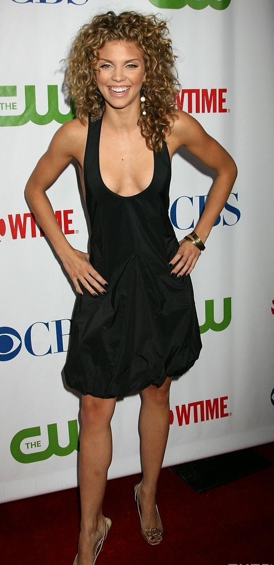 AnnaLynne McCord Fashion
