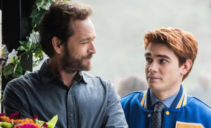 Riverdale Photo Preview: A New Love Triangle?