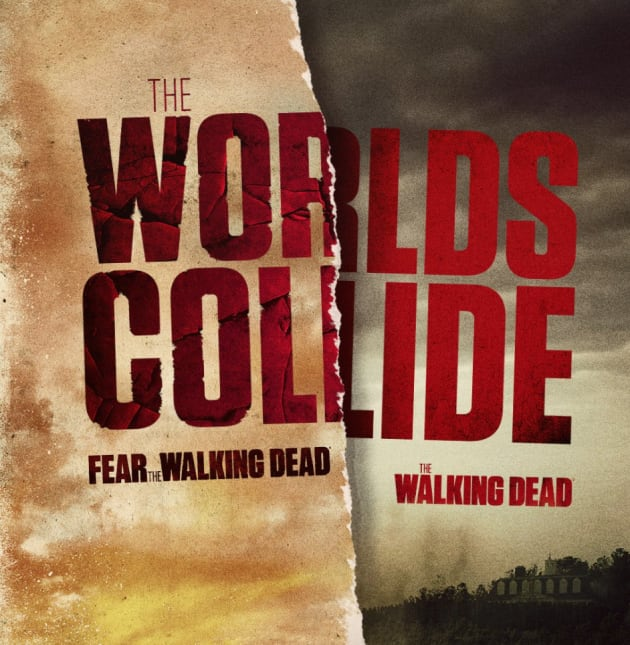 The Walking Dead/Fear The Walking Dead Crossover