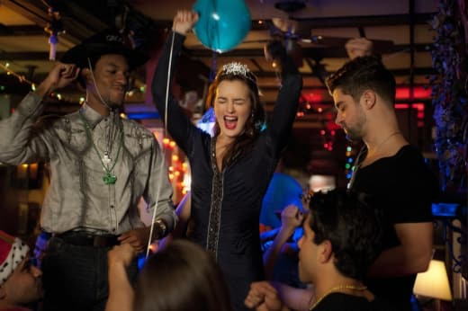 Blair's Bachelorette Party