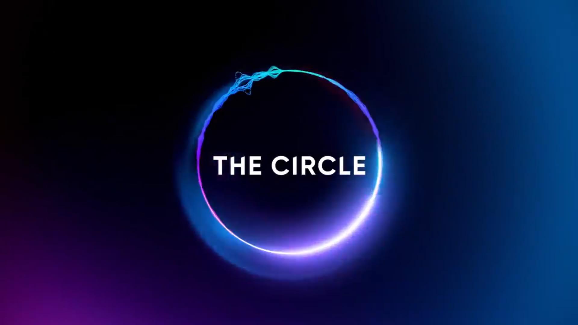 The Circle US Logo - TV Fanatic