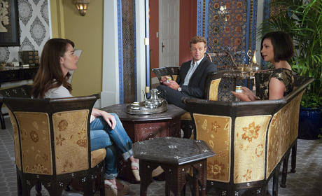 A Cozy Tea - The Mentalist Season 7 Episode 3