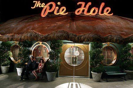 Pie Hole Pic