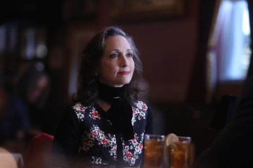 Bebe Neuwirth as Kelly Peterson - Blue Bloods Season 8 Episode 19
