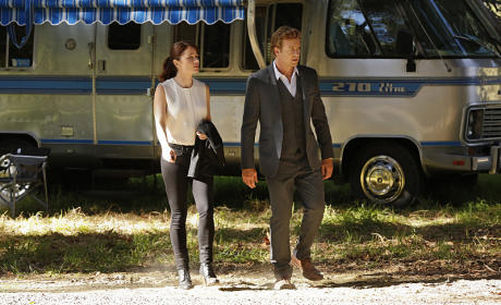 Back to Work - The Mentalist Season 7 Episode 6