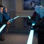 Peace Talks - The Orville Season 2 Episode 10