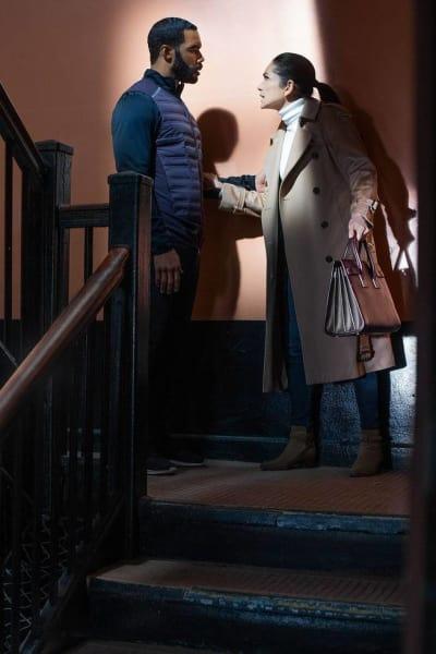A Tense Encounter - Power Season 5 Episode 10