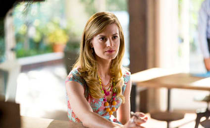 Brooke D'Orsay to Romance Walden on Two and a Half Men