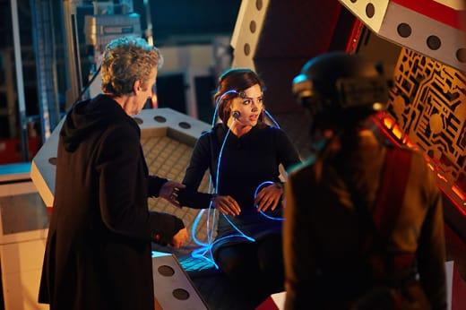 The Morpheus Device - Doctor Who Season 9 Episode 9