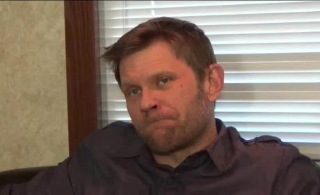 Mark Pellegrino - The Tomorrow People Set Interview