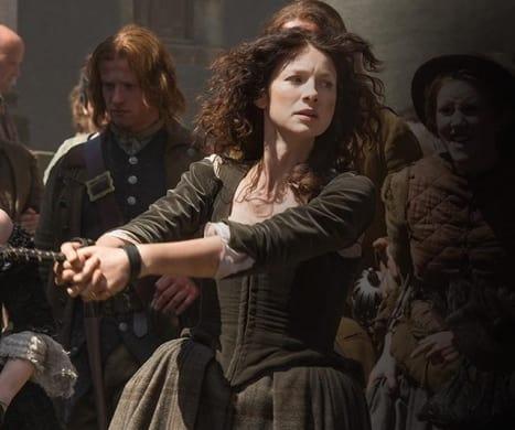 Claire, Captive - Outlander