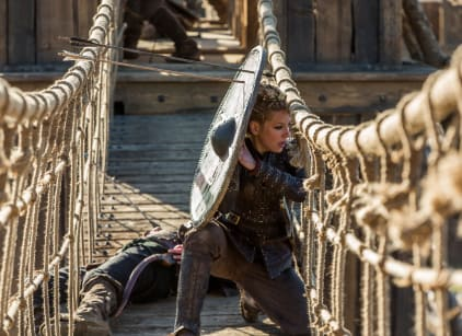 Watch Vikings Season 4 Episode 19 Online