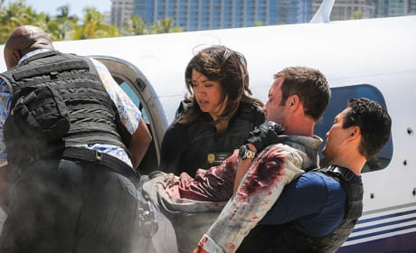 Seriously Wounded - Hawaii Five-0