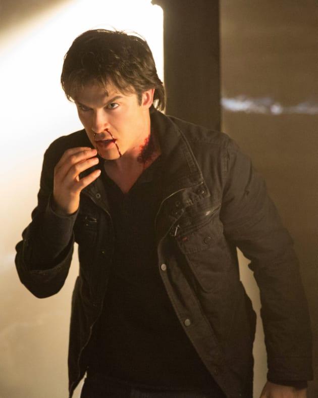 Bleeding Damon