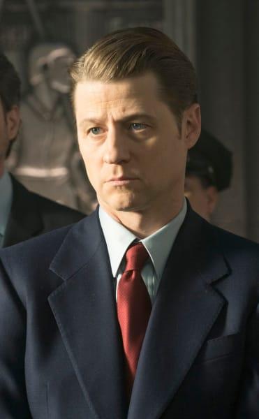 Commissioner Gordon - Gotham Season 5 Episode 11