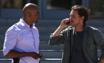 Lethal Weapon Photo Preview: Team Trouble!